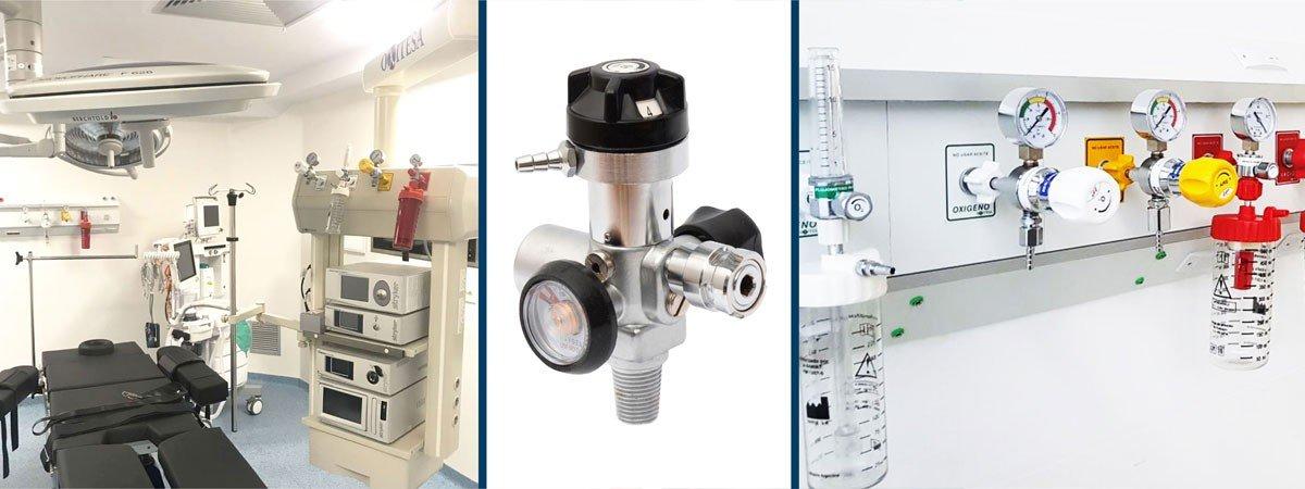 Producción y comercialización de gases industriales y medicinales en Salta, Argentina